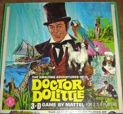 The Amazing Adventures of Doctor Dolittle 3D Game