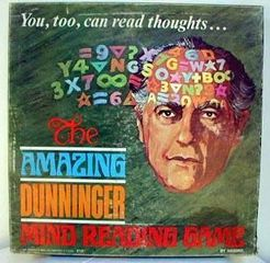 The Amazing Dunninger Mind Reading Game