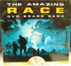 The Amazing Race: DVD Board Game