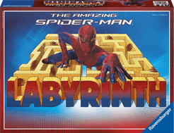 The Amazing Spider-Man Labyrinth