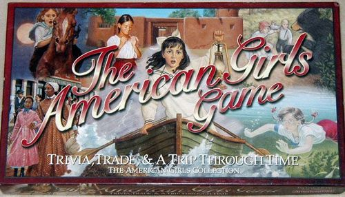 The American Girls Game
