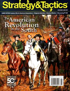 The American Revolution in the South