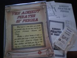 The Ancient Pirates of Pernia