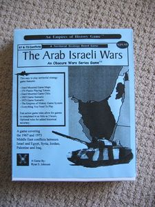 The Arab Israeli Wars