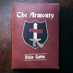 The Armoury Bible Game