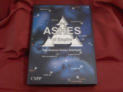 The Ashes of Empire: Das Science-Fiction Brettspiel