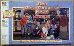 The Babysitters Club Mystery Game