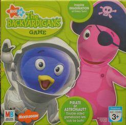 The Backyardigans Game