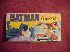 The Batman and Robin Game