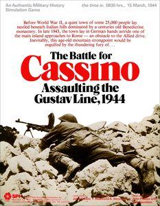 The Battle for Cassino: Assaulting the Gustav Line, 1944