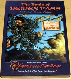 The Battle of Beiden Pass