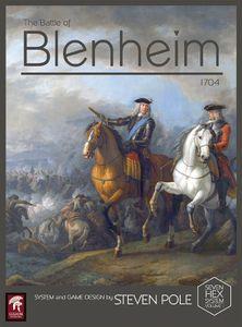 The Battle of Blenheim, 1704