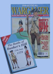 The Battle of Bunker's Hill: 17th June 1775