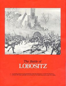 The Battle of Lobositz