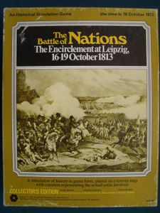 The Battle of Nations: The Encirclement at Leipzig, 16-19 October 1813