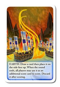 The Battle of Red Cliffs: 2013 Essen Promo – Earth Element