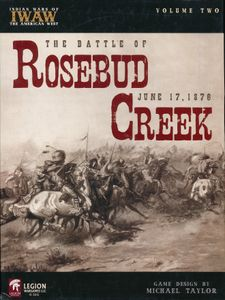 The Battle of Rosebud Creek
