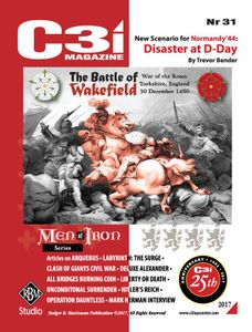 The Battle of Wakefield: Yorkshire, England 30 December 1460