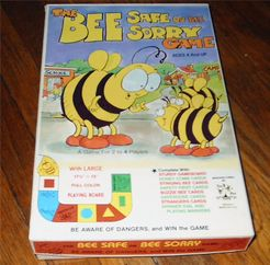 The Bee Safe or Bee Sorry Game