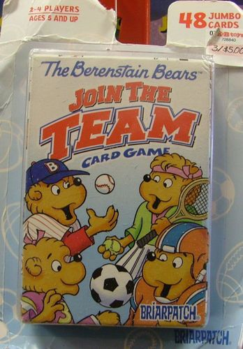 The Berenstain Bears: Join the Team