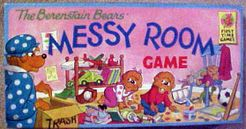 The Berenstain Bears Messy Room Game