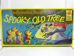 The Berenstain Bears Spooky Old Tree Game