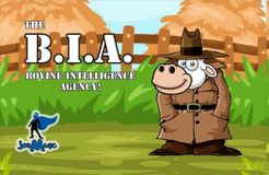 The B.I.A. (Bovine Intelligence Agency)