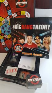 The Big Bang Theory: Trivia Party Game