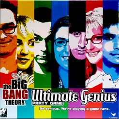 The Big Bang Theory: Ultimate Genius Party Game