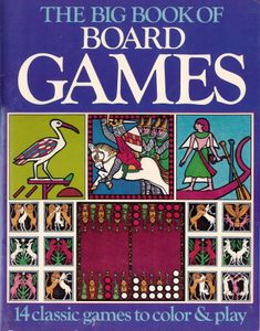 The Big Book of Board Games