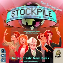 The Big Crash: New Rules (fan expansion to Stockpile)