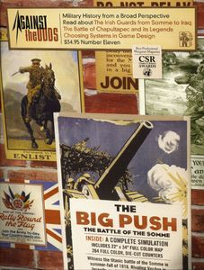 The Big Push: The Battle of the Somme