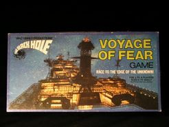 The Black Hole: Voyage of Fear Game