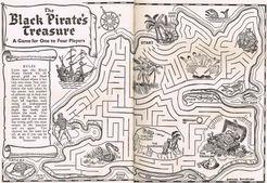 The Black Pirate's Treasure