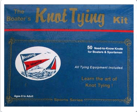 The Boater's Knot Tying Kit
