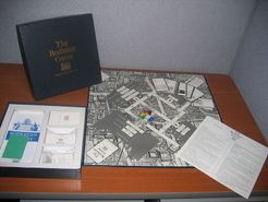 The Bodleian Game