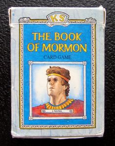 The Book of Mormon Card Game