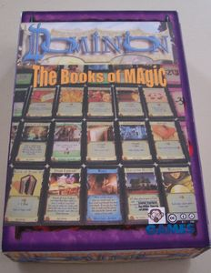 The Books of Magic (fan expansion to Dominion)