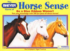 The Breyer Game of Horse Sense