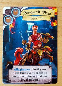 The Brigade: Bernhardt Blaze