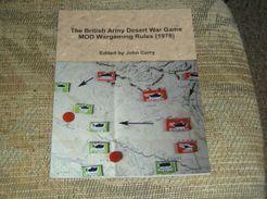 The British Army Desert War Game: Mod Wargaming Rules (1978)