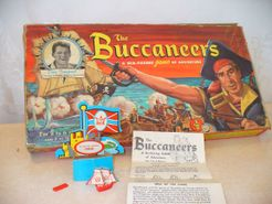 The Buccaneers: A Sea-Faring Game of Adventure