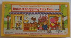 The Busy World of Richard Scarry: Busiest Shopping Day Ever Game