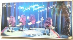 The California Raisins Board Game