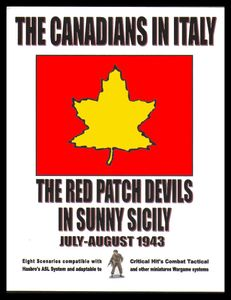 The Canadians in Italy: The Red Patch Devils in Sunny Sicily