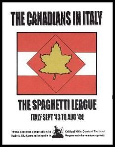 The Canadians in Italy: The Spaghetti League
