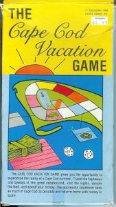 The Cape Cod Vacation Game