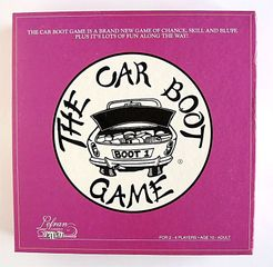 The Car Boot Game