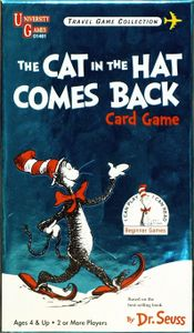 The Cat in the Hat Comes Back Card Game