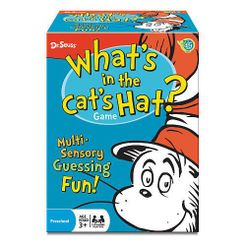 The Cat in the Hat: What's In the Cat's Hat? Game